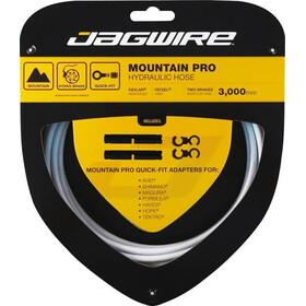 Jagwire Pro Hydraulic Cavo del freno, bianco
